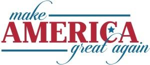 Make America Great Again Logo