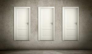 doors  on walls
